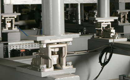 Load cells and weighing systems